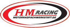 HM Racing Logo Shop 100